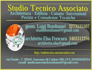 geometra architetto Belluno Cadore Cortina
