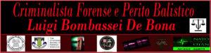 perito balistico perizie forense